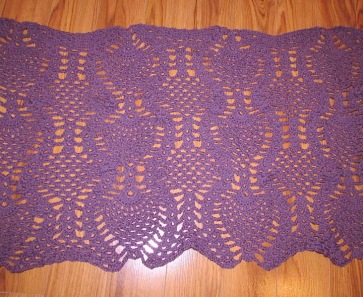 shawl_purple pineapples2